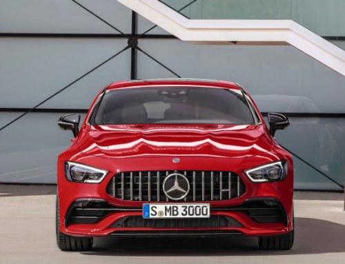 مرسيدس AMG GT 2022